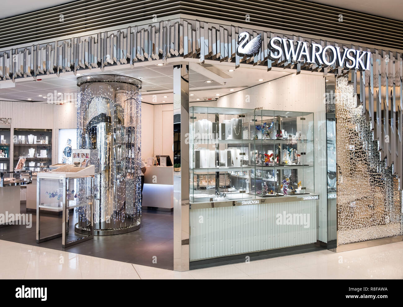 swarovski boutique