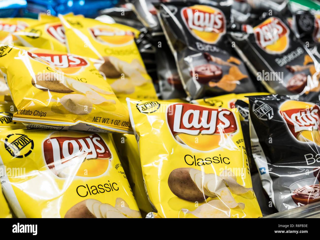 Lays Potato Chips Stock Photos & Lays Potato Chips Stock Images - Alamy