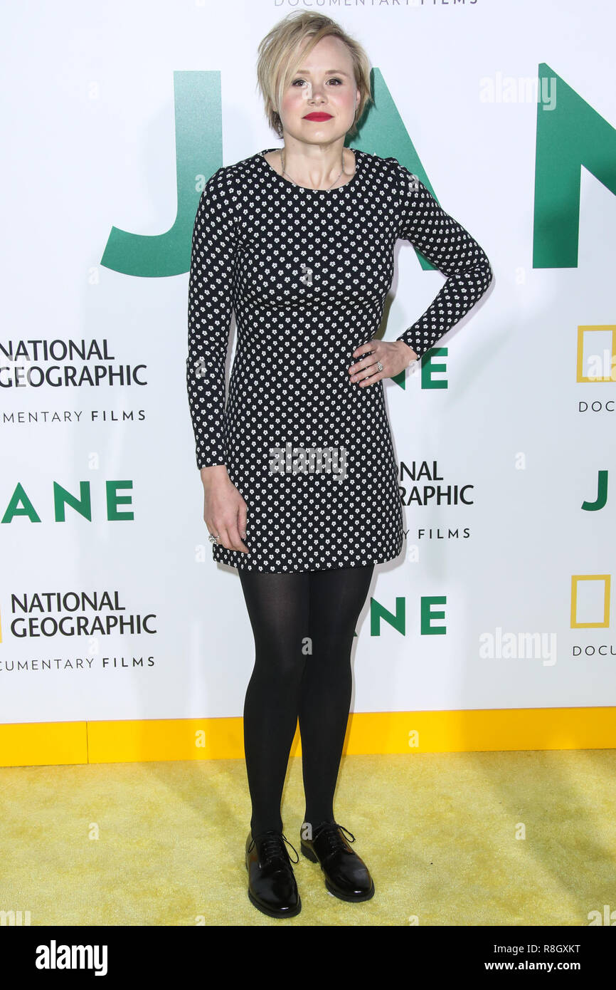 Alison Pill Fotos hollywood, los angeles, ca, usa - october 09: alison pill at