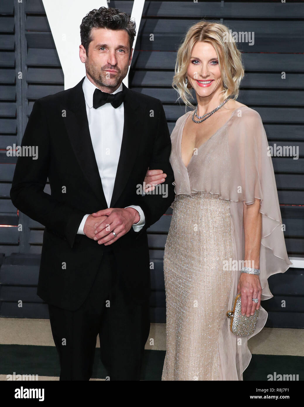 Patrick Dempsey And Jillian Fink Stock Photos Patrick Dempsey And