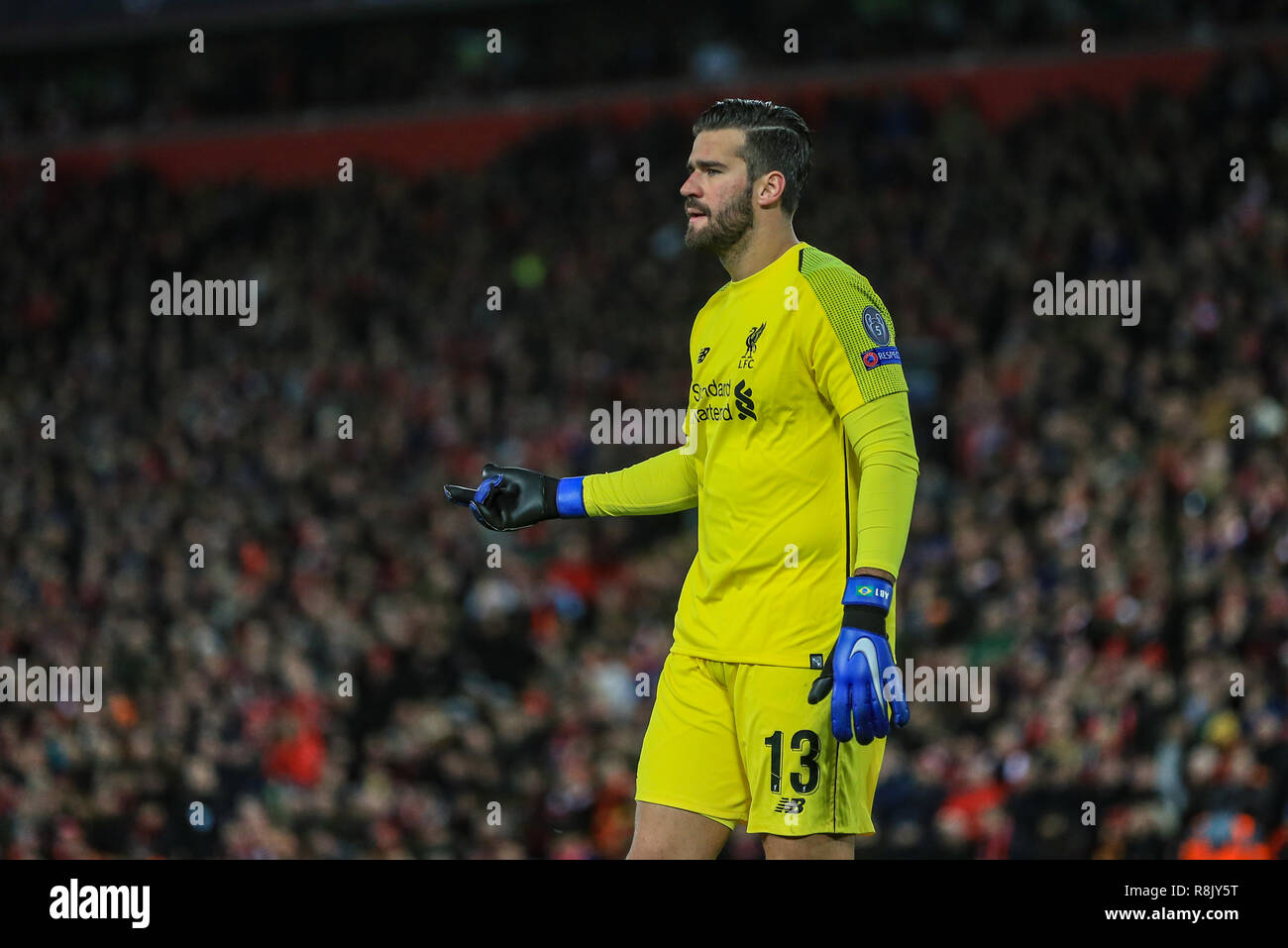 Alisson Becker Stock Photos & Alisson Becker Stock Images