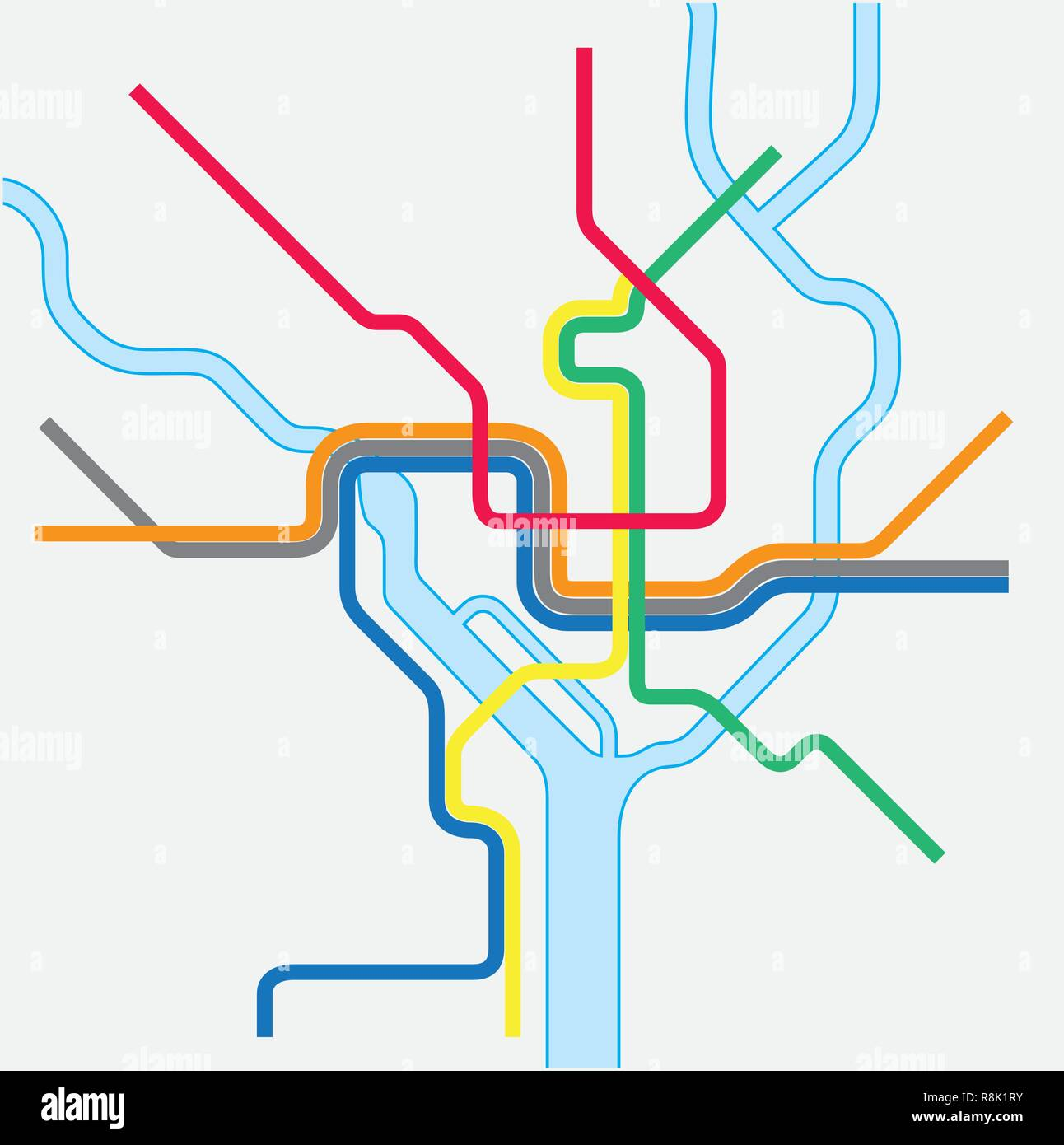 Metro map of Washington DC, United states Stock Vector Art ... on dc city map, dc train map, dc neighborhood map, wa dc map, dc on a map, dc airports map, dc walking map, dc location on map, dc tourist map, dc tour map, dc museums map, dc transit map, dc state map, dc county map, dc capital map, dc crime map, dc attractions map, virginia map, dc road map, dc street maps,