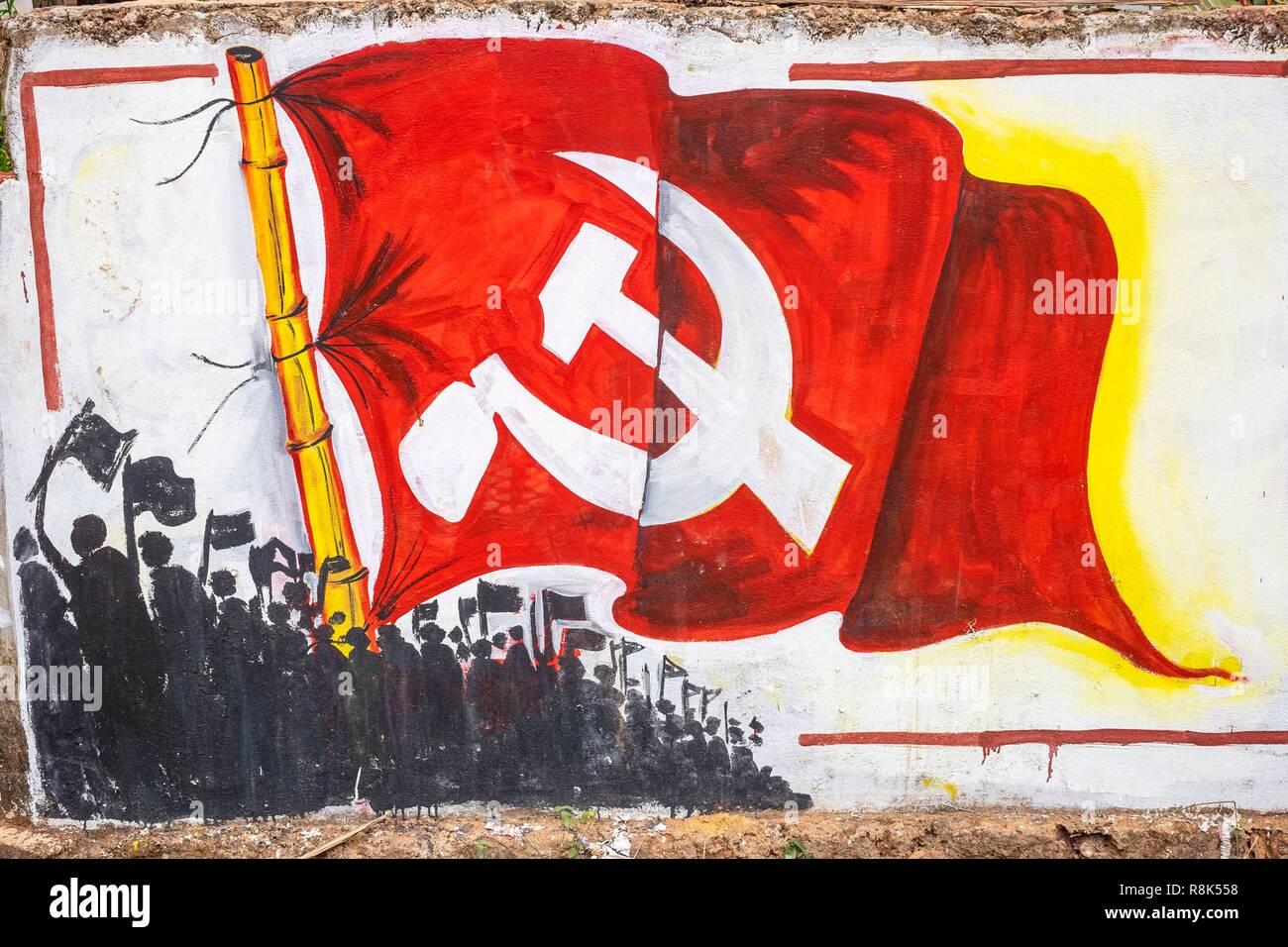 Kerala Communist Stock Photos & Kerala Communist Stock
