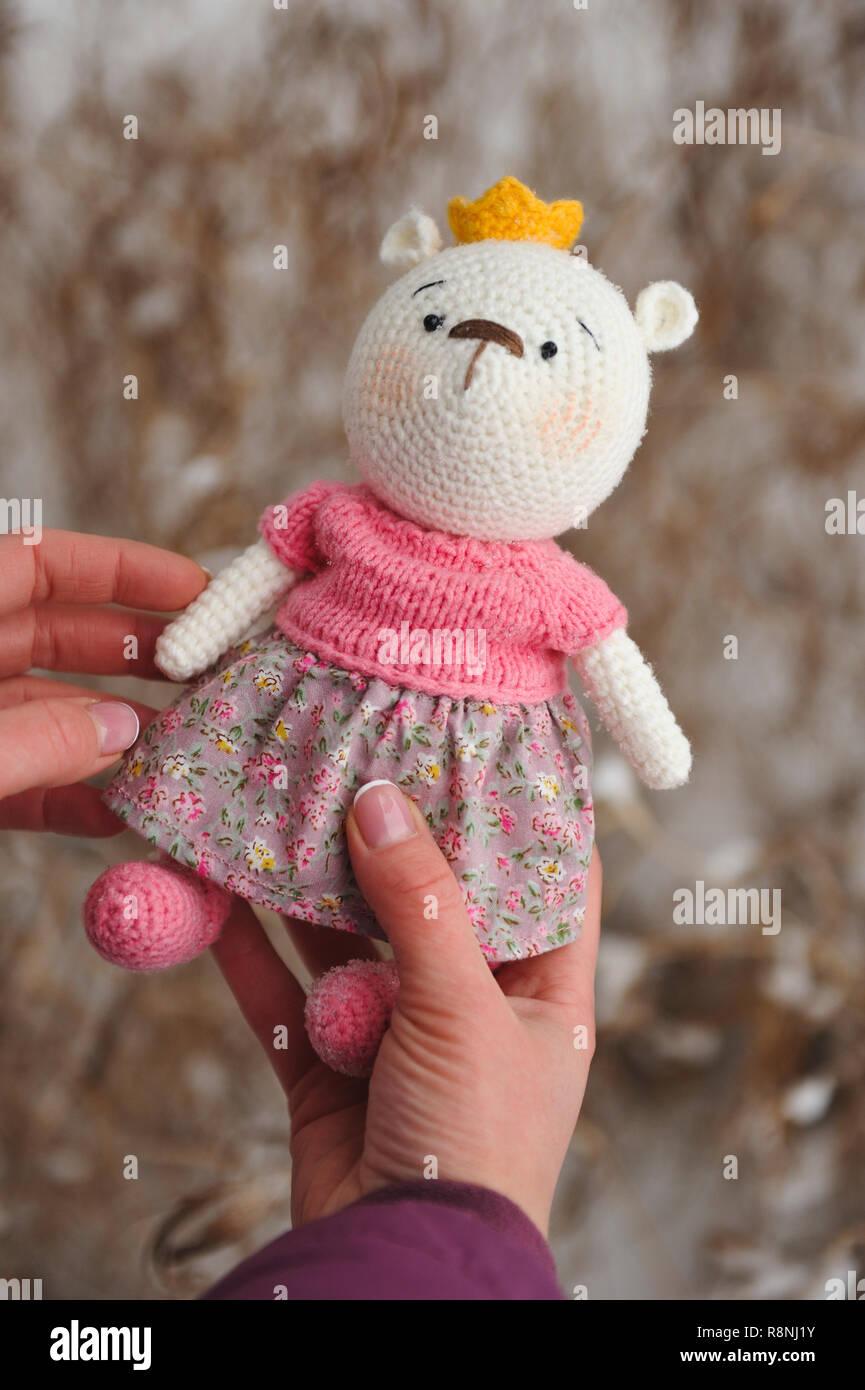 Russian nesting doll stuffed doll crochet amigurumi | Etsy | 1390x865