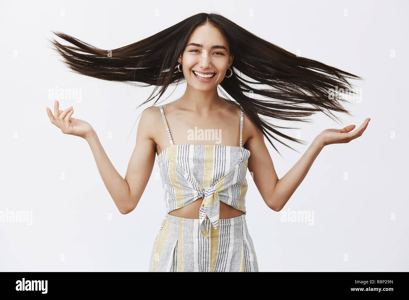 After Haircut Stock Photos Amp After Haircut Stock Images