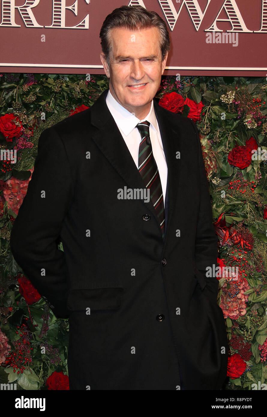 Nov 18, 2018  - attending 64th Evening Standard Theatre Awards, Theatre Royal Drury Lane in London, UK - Stock Image