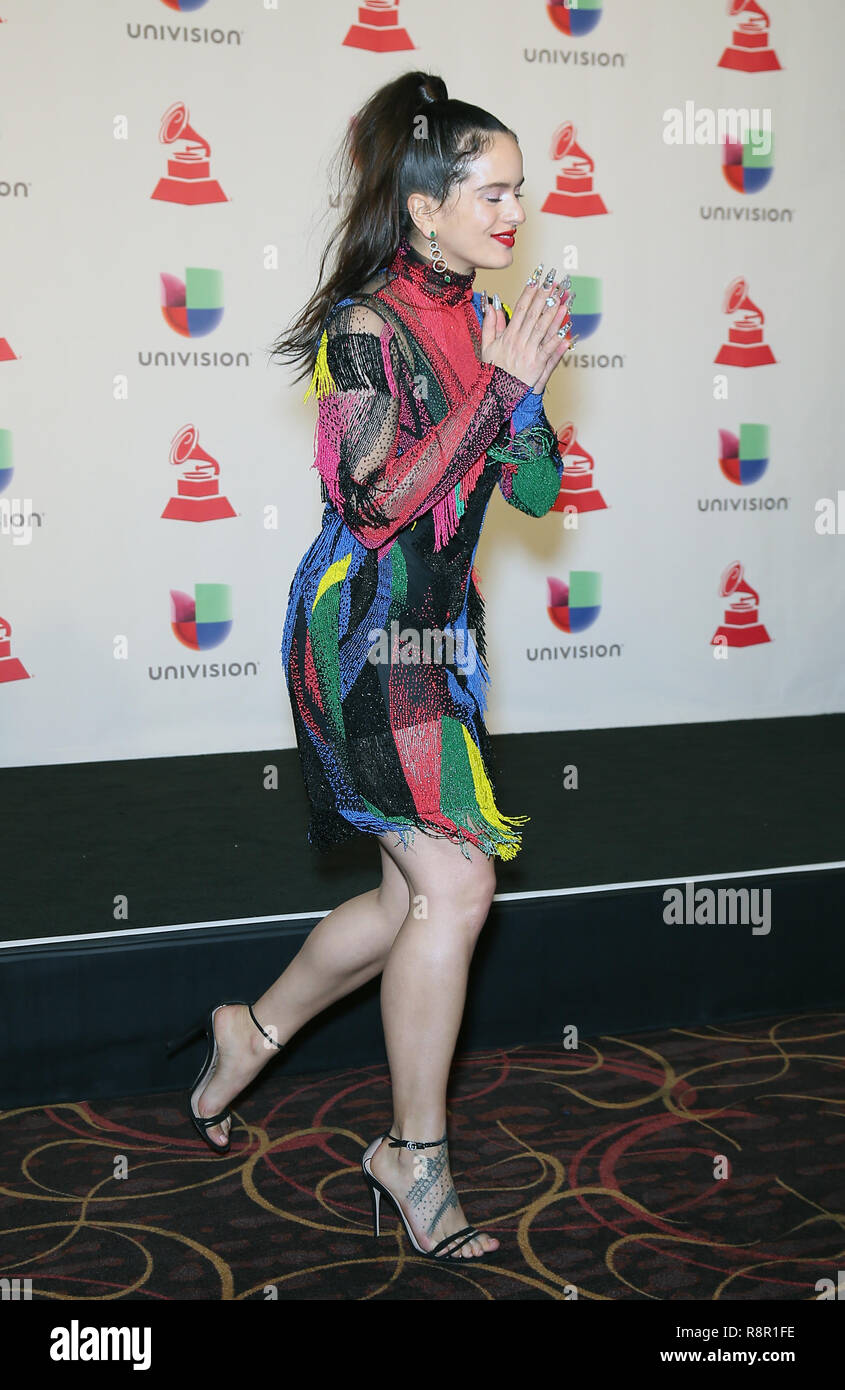 19th Annual Latin GRAMMY Awards® at the MGM Grand Garden Arena ...