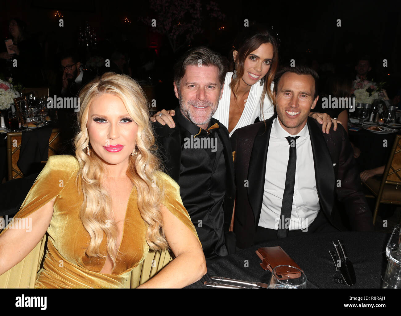 Gretchen Rossi And Slade Smiley Stock Photos & Gretchen Rossi And