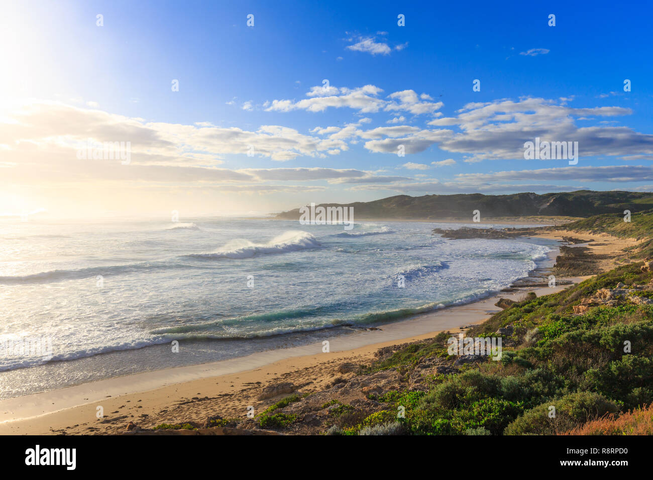 Prevelly Rivermouth - Stock Image