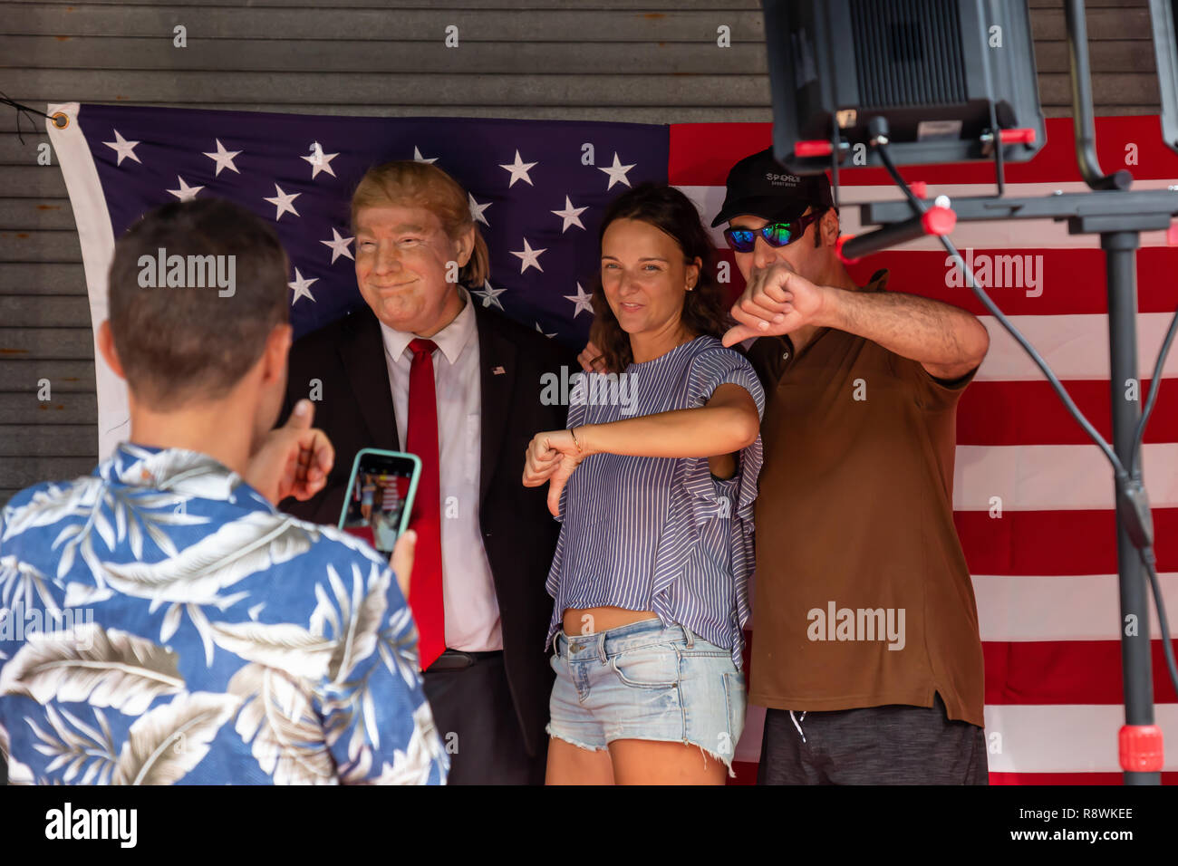 Donald Trump Posing Stock Photos & Donald Trump Posing Stock Images