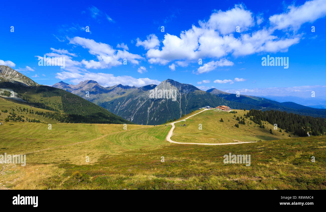 Southern Tyrol, Italy - Stock Image