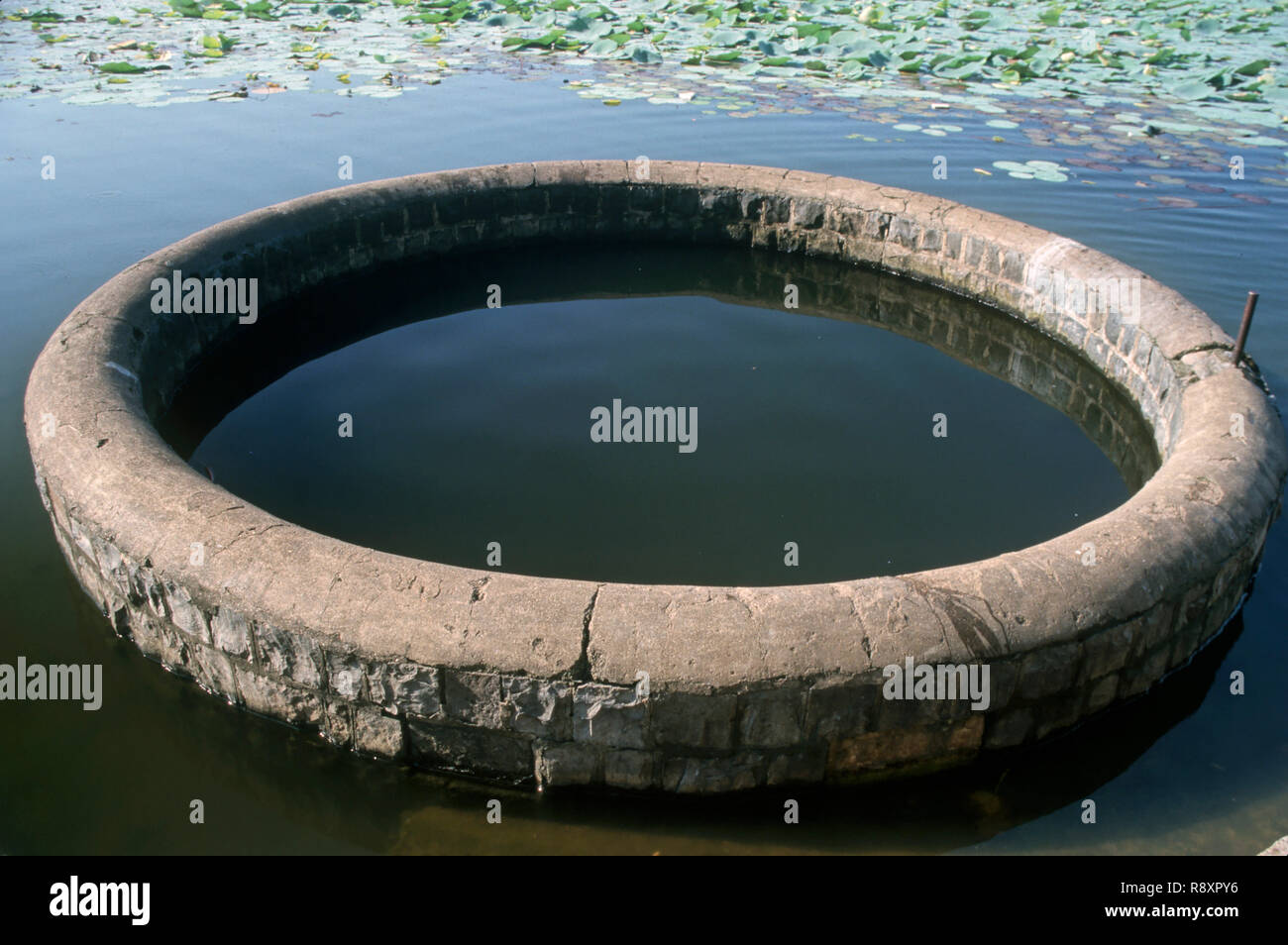 Water Well - Stock Image