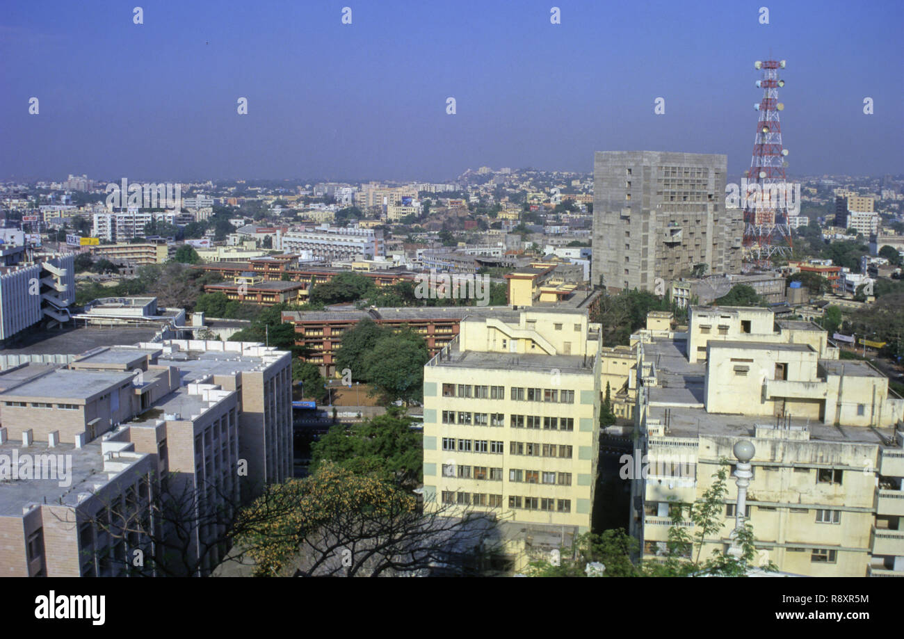 Hyderabad, Andhra Pradesh, India - Stock Image