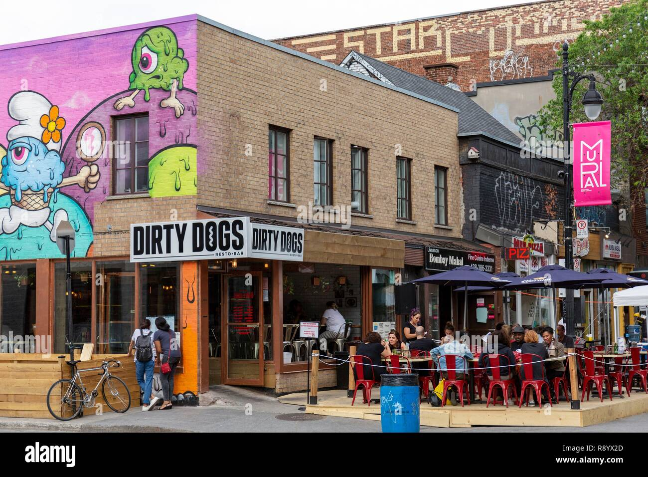 """Image result for saint laurent montreal dirty dogs"""""""
