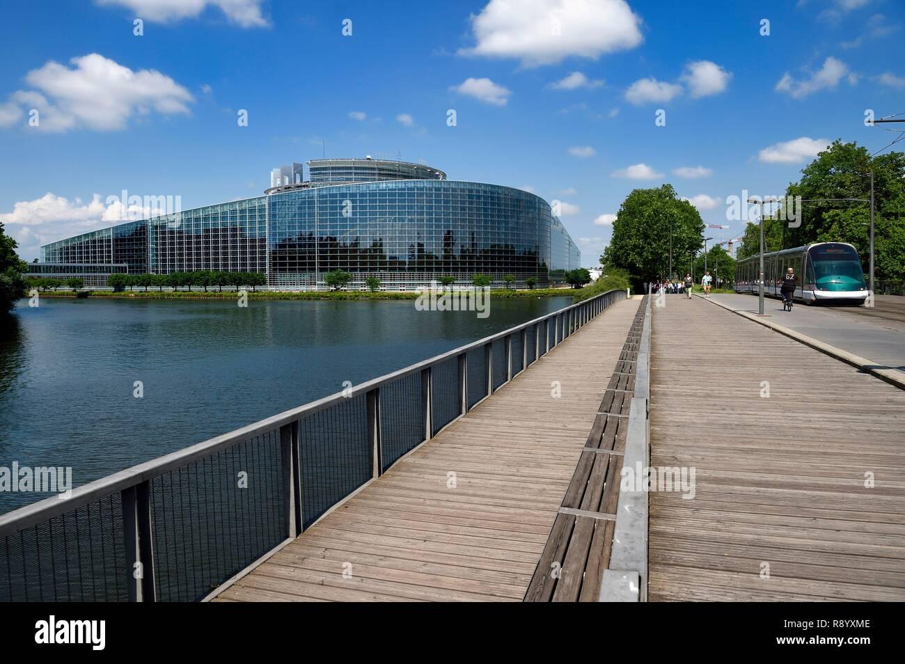 Architecte Bas Rhin france, bas rhin, strasbourg, the european parliament
