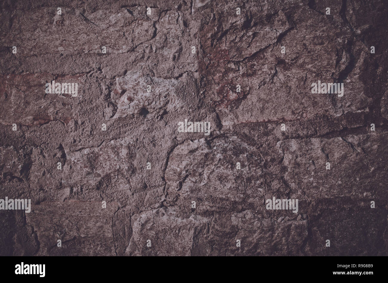 Old stone texture background - Stock Image