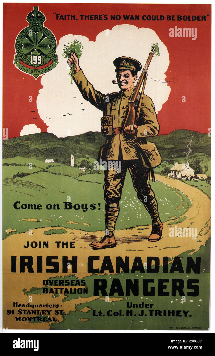 H Giles /'18 ; John H Let Nothing Stop You WWI Poster Nothing Stops These Men