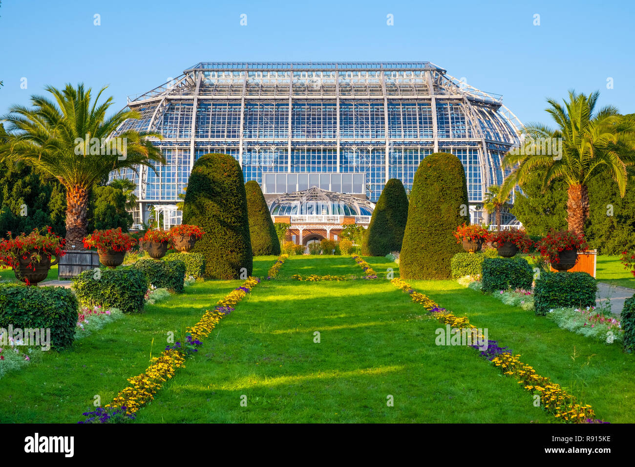 Berlin Berlin State Germany 20180731 Berlin Dahlem Botanical