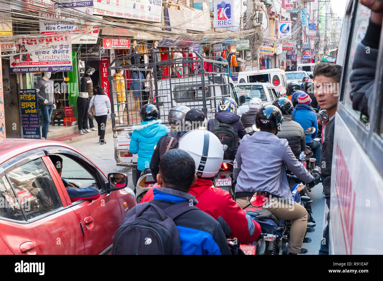 Traffic Congestion Stock Photos & Traffic Congestion Stock Images