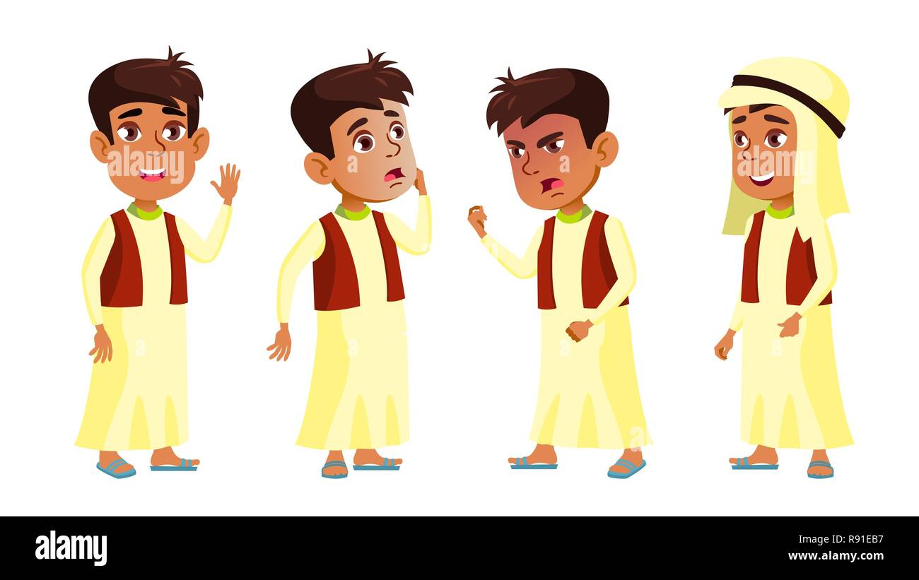 Arab Teen Boy Cut Out Stock Images  Pictures - Alamy-6958