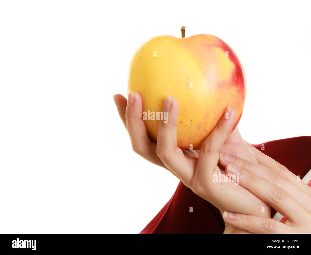 Hands nutrition