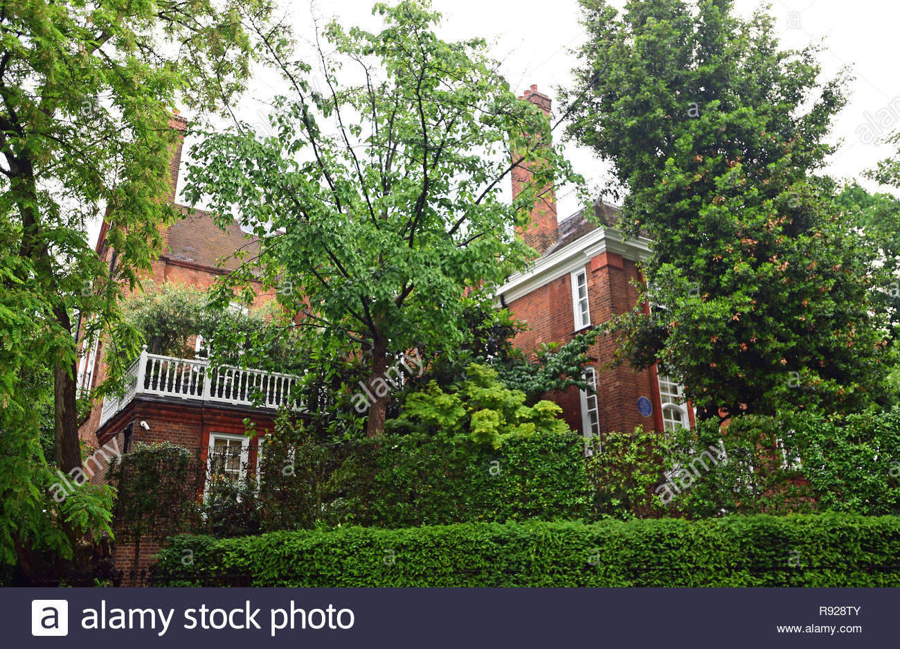 Jimmy Page West London Home Stock Photos Jimmy Page West London Home Stock Images Alamy