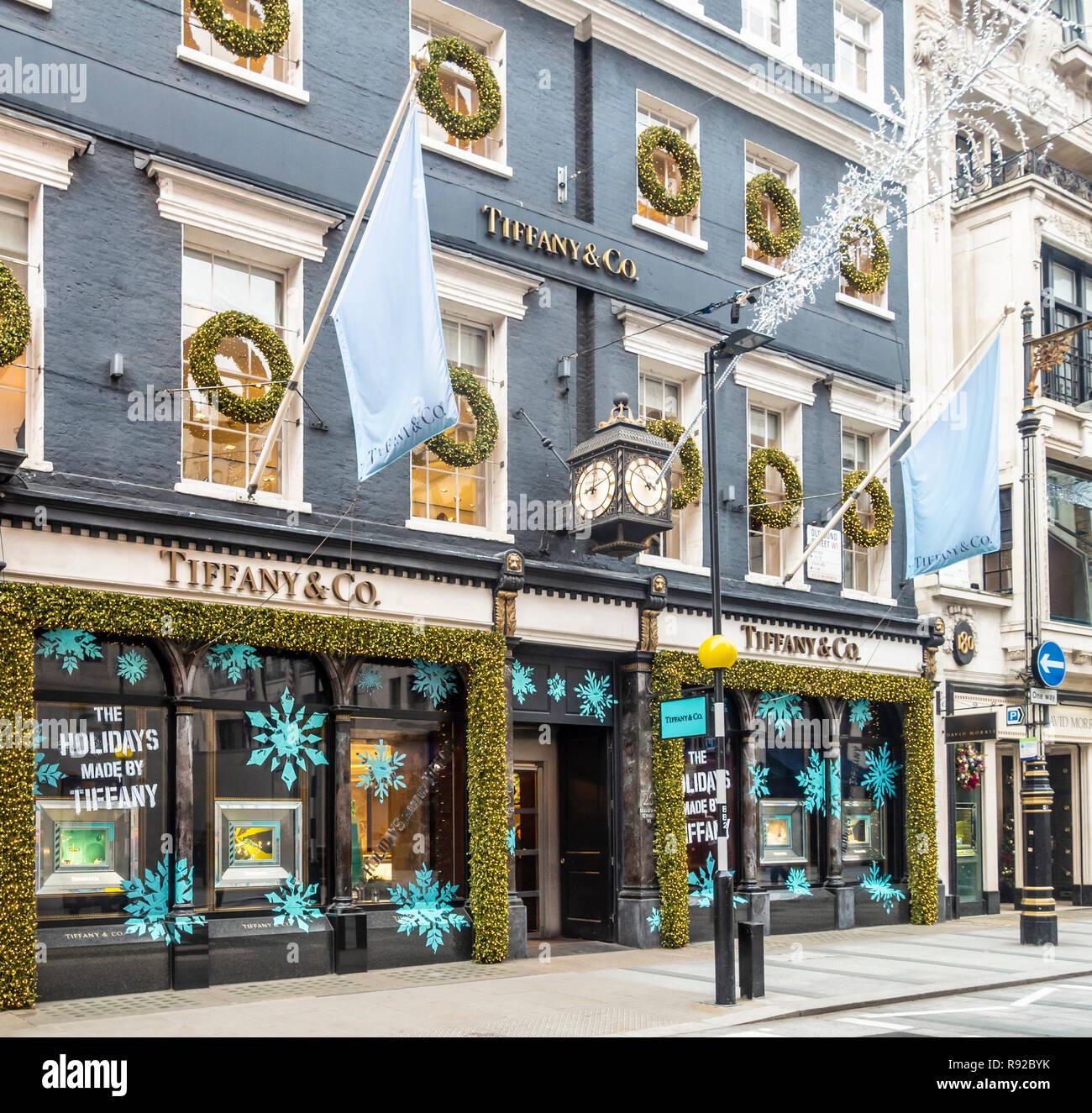 e0e3203ad98 Tiffany London Stock Photos   Tiffany London Stock Images - Alamy