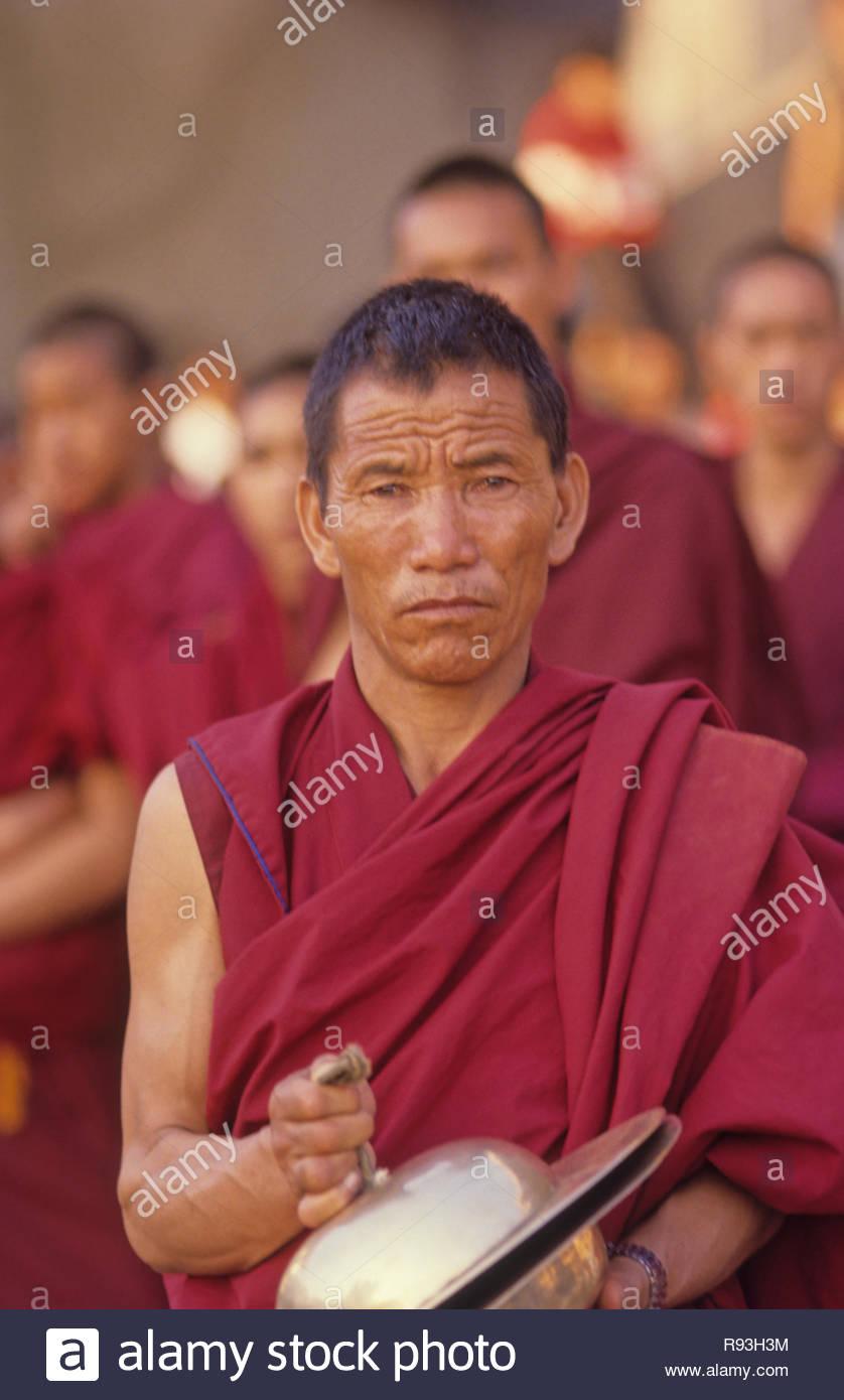 Buddhism - Stock Image