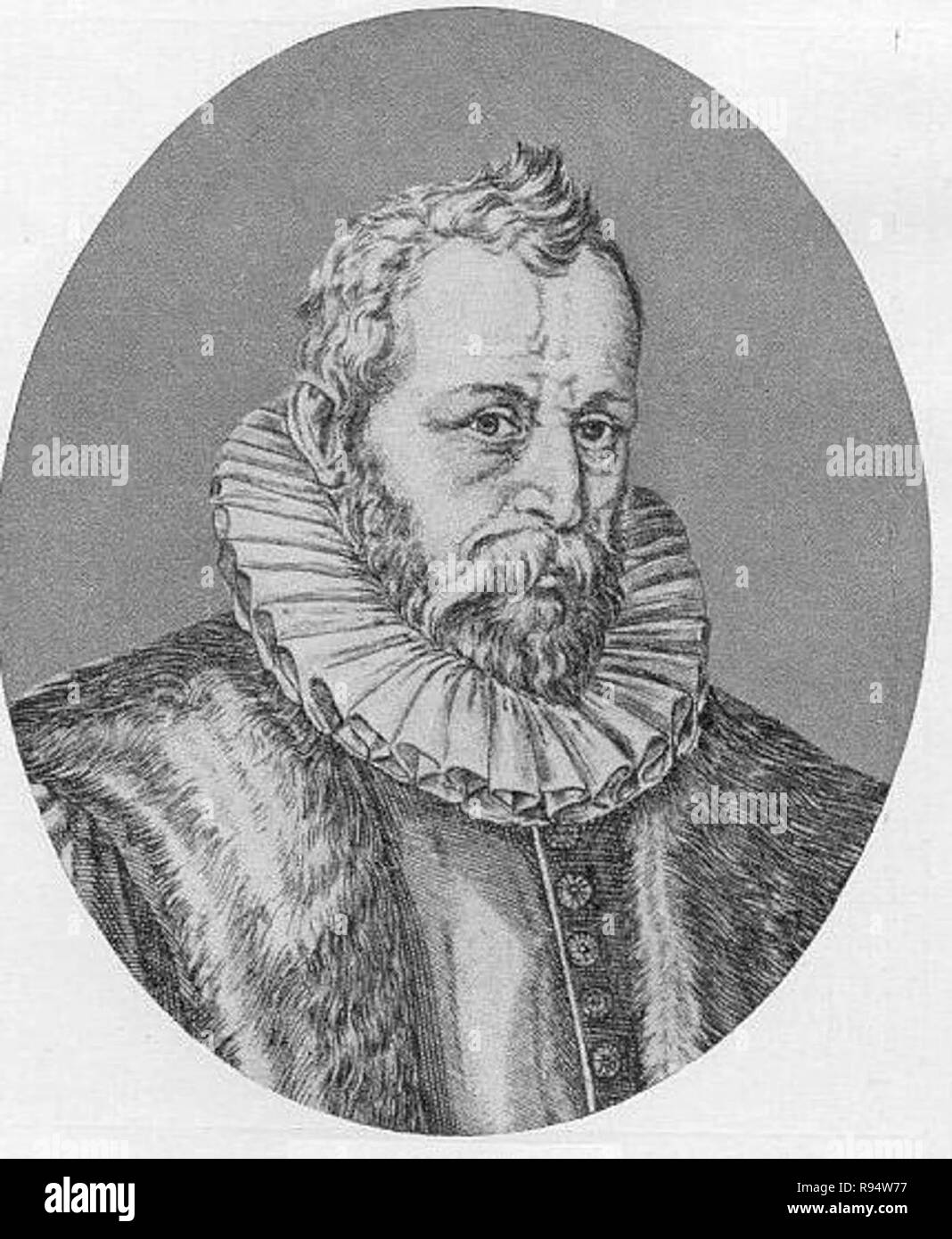 Justus Lipsius (Joest Lips or Joost Lips; 18 October 1547 – 23 March 1606)[1] was a Flemish philologist, philosopher and humanist. Lipsius wrote a series of works designed to revive ancient Stoicism in a form that would be compatible with Christianity. - Stock Image