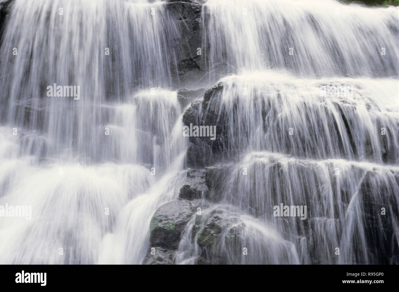 Waterfall - Stock Image