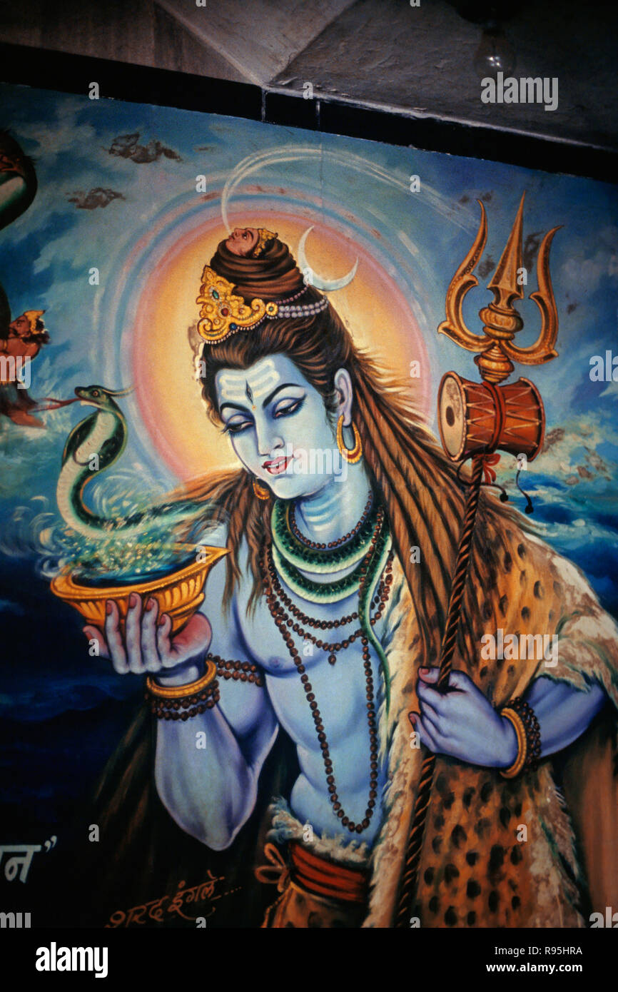 Lord Shiva Ganga Stock Photos & Lord Shiva Ganga Stock Images - Alamy