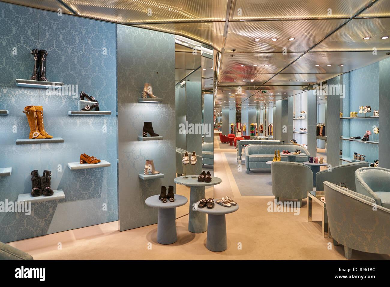 4cad072c42e9 Miu Miu Shoes Stock Photos   Miu Miu Shoes Stock Images - Alamy