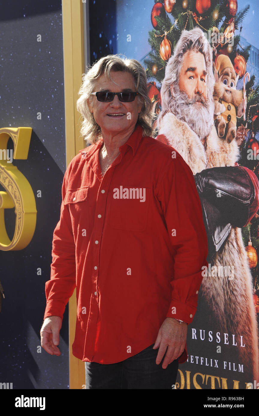 The Christmas Chronicles 2.The Christmas Chronicles Premiere Featuring Kurt Russell