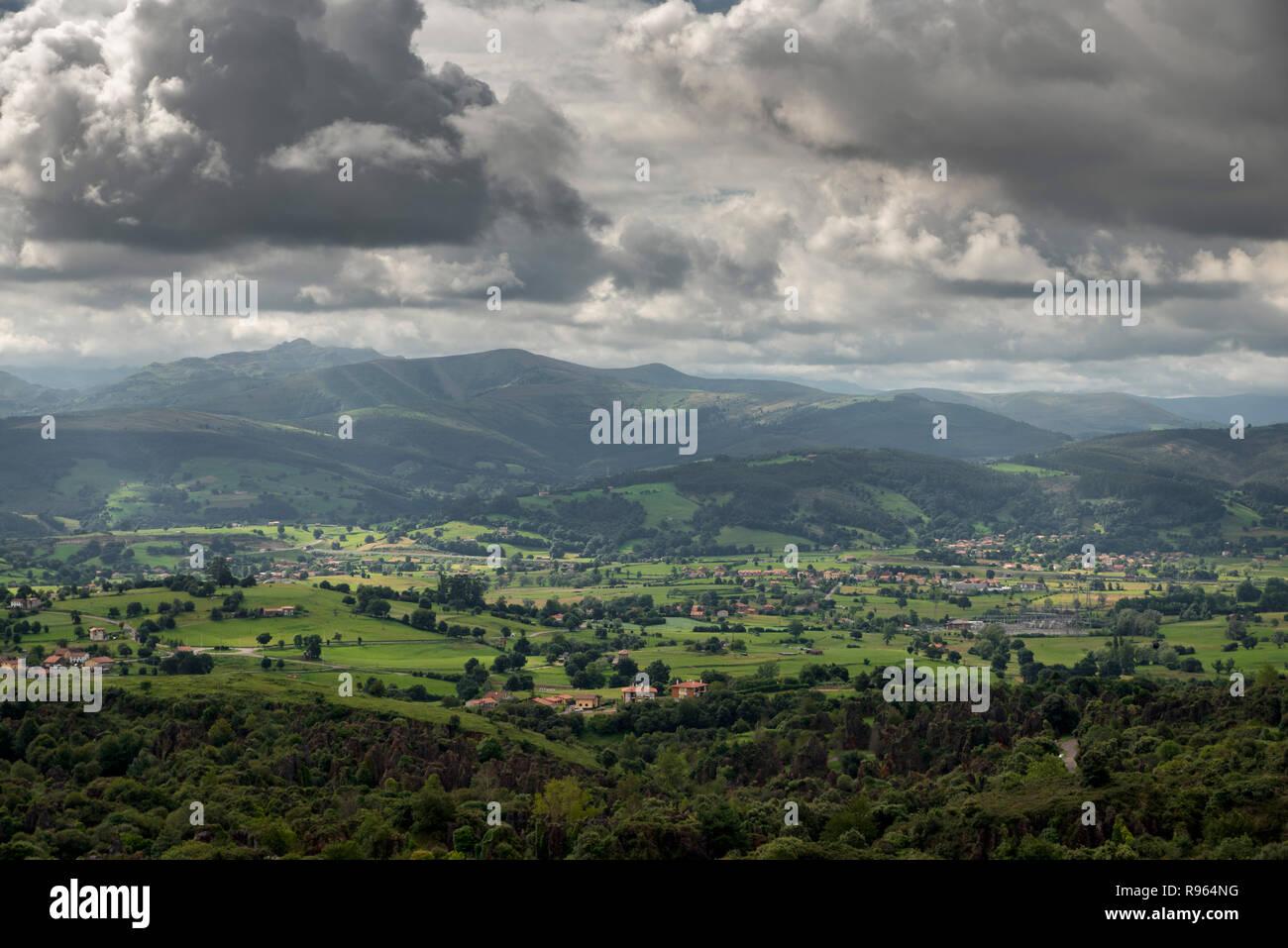 Parque de Cabárceno (Cantabria - Spain) - Stock Image