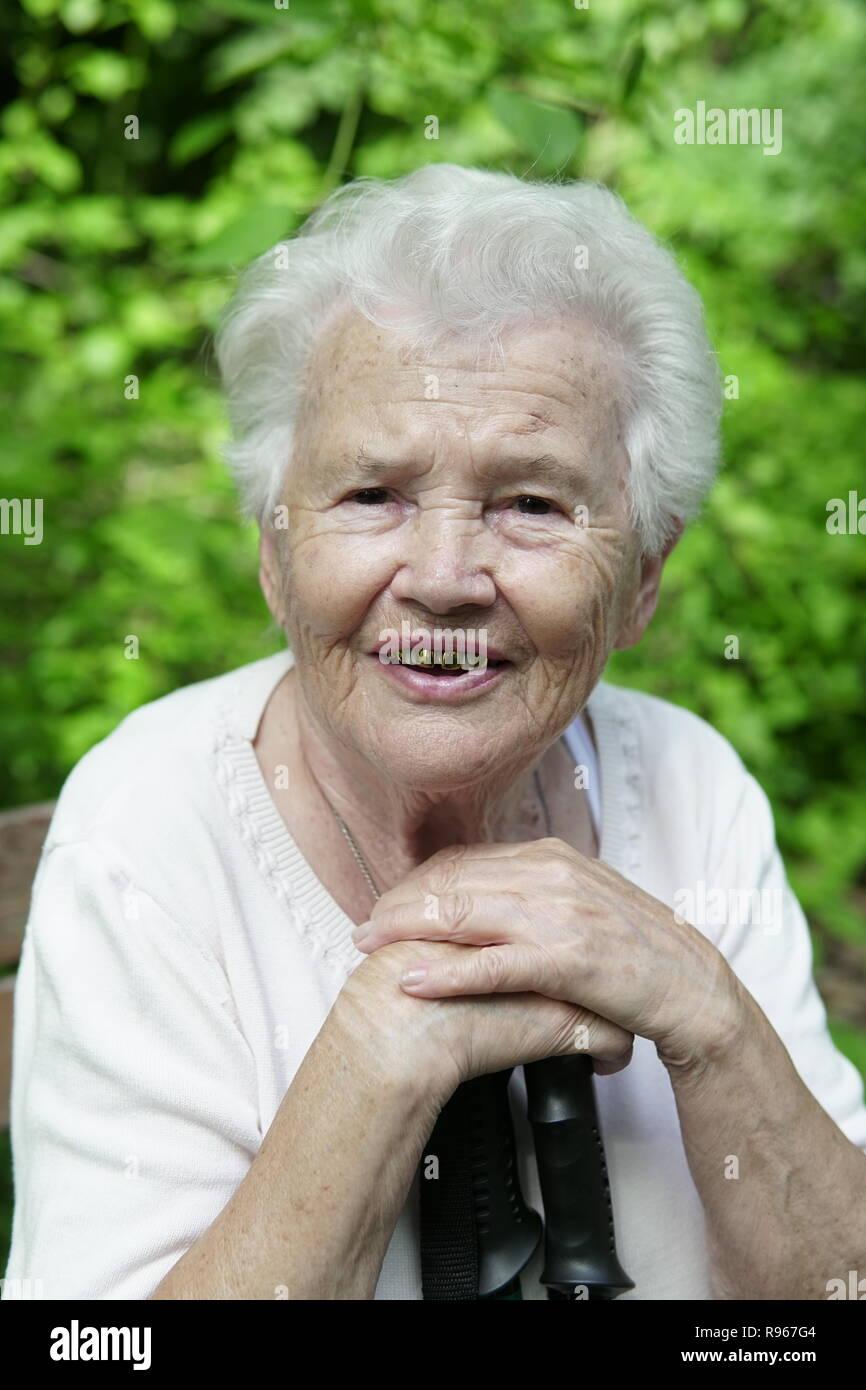 Very mature grannies