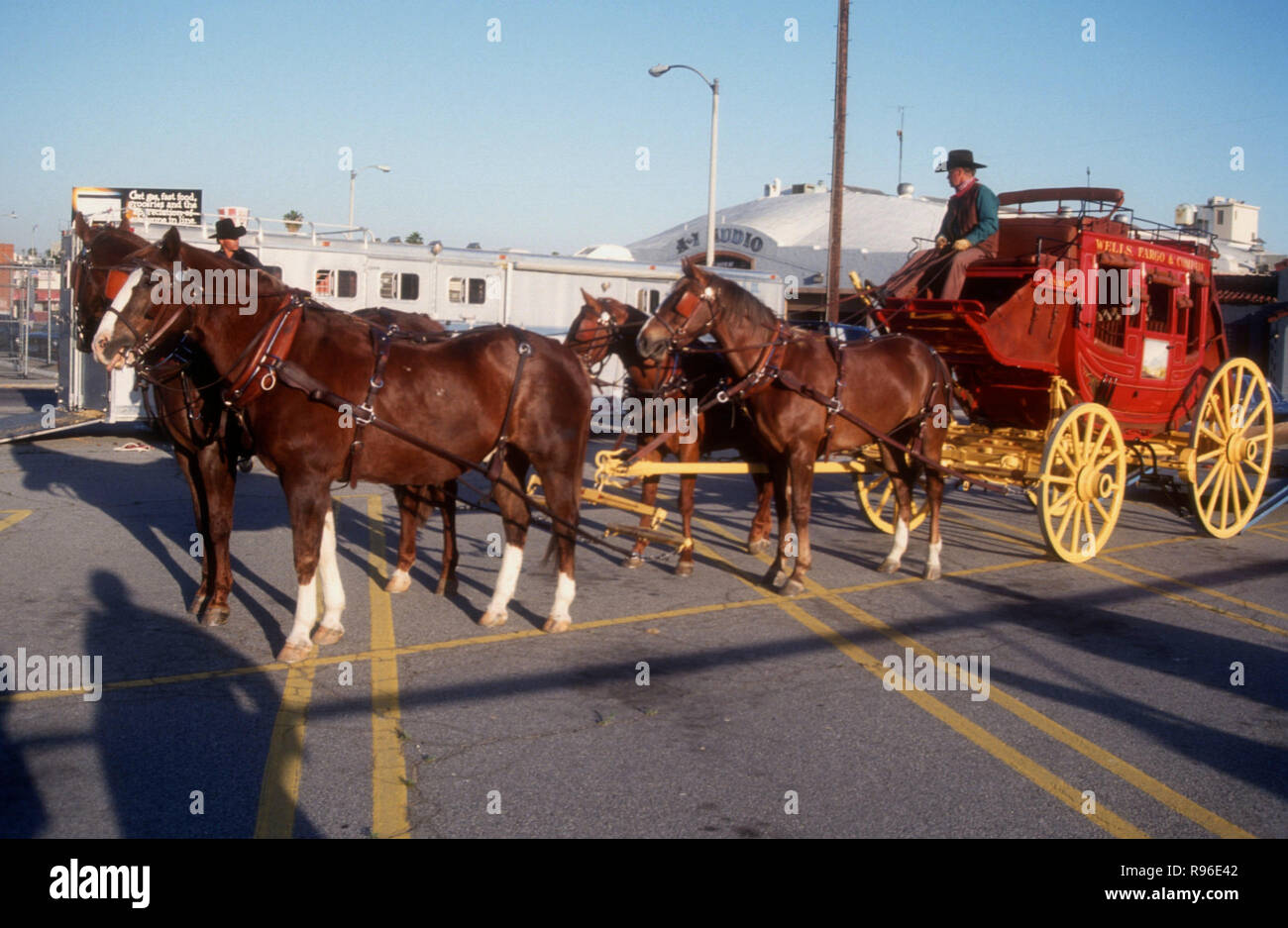 Wells Fargo Stagecoach Stock Photos & Wells Fargo ...