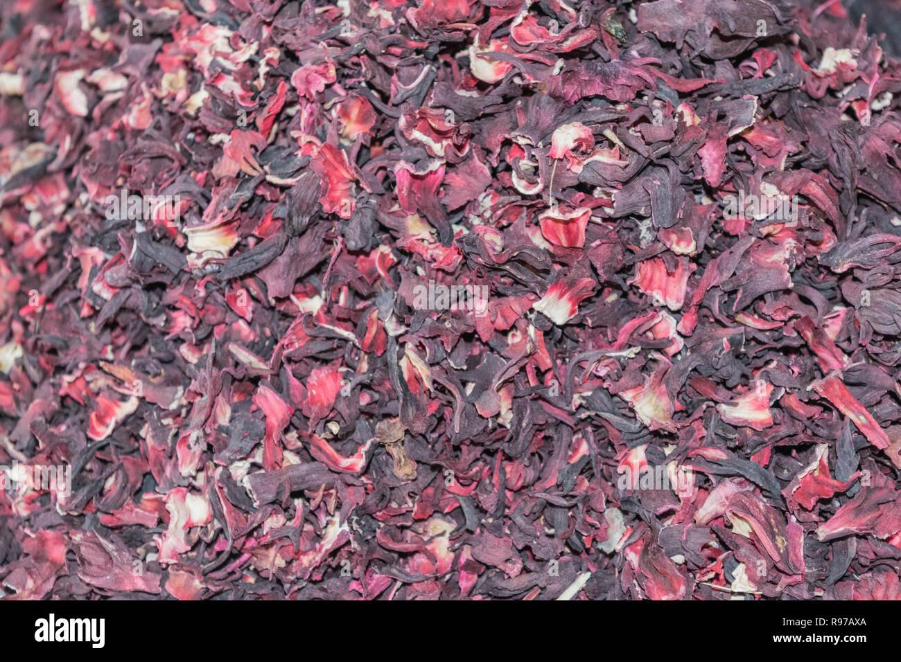Edible Hibiscus Flowers Stock Photos Edible Hibiscus Flowers Stock