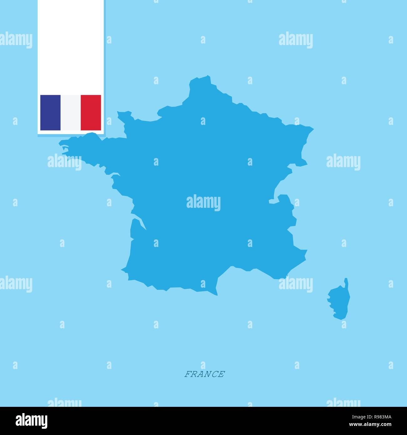 Country Map Of France.France Country Map Stock Photos France Country Map Stock Images