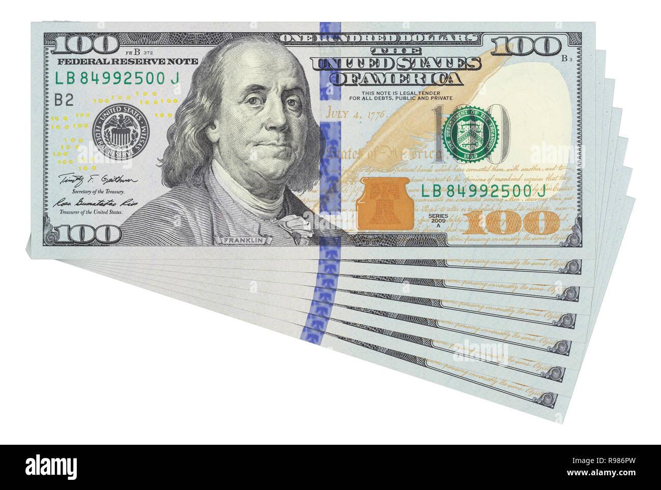 100 Dollar Bill Stock Photos & 100 Dollar Bill Stock Images