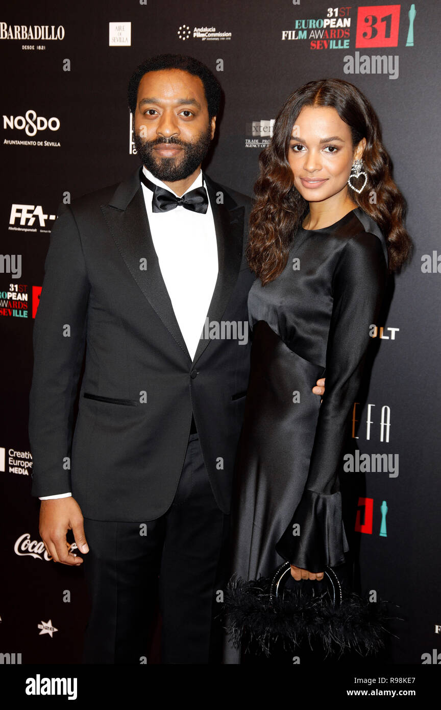 Chiwetel Ejiofor now dating a black woman...after breaking ... |Chiwetel Ejiofor Married