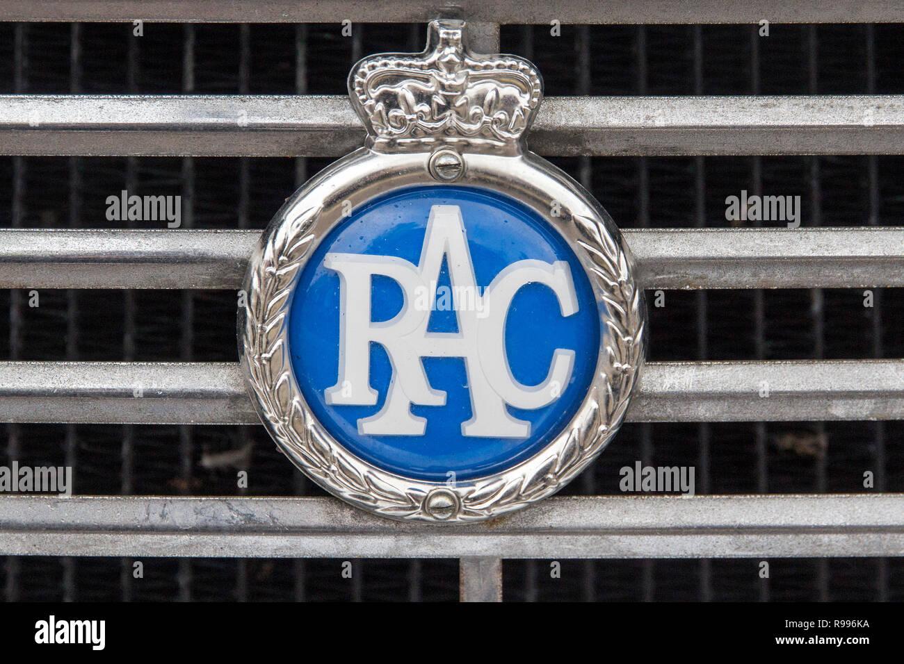 RAC badge dating verschillende methoden van absolute dating
