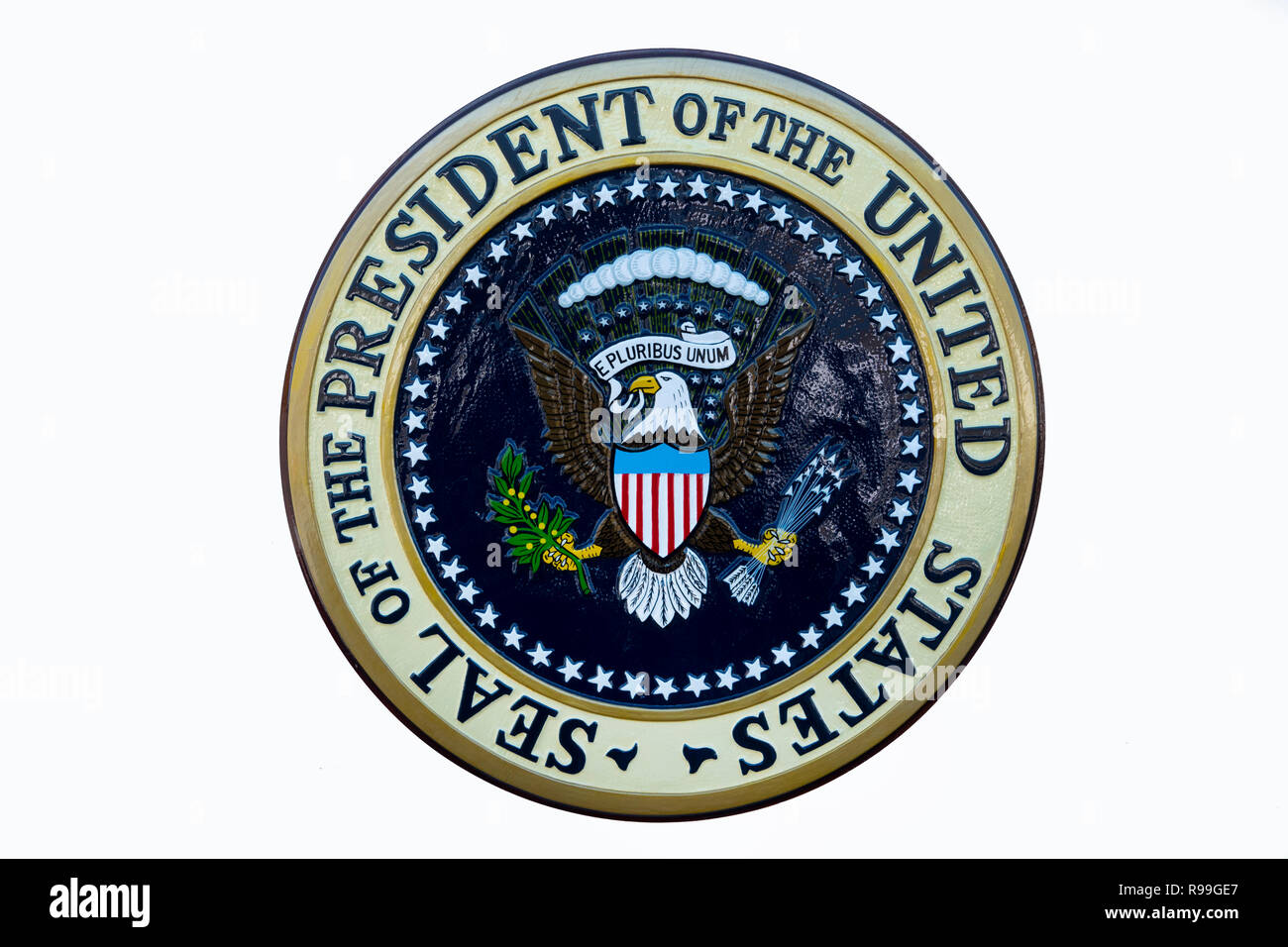 1b97c0b1cb36d7 USA The Seal of the President of the United States of America Presidential  emblem - Stock