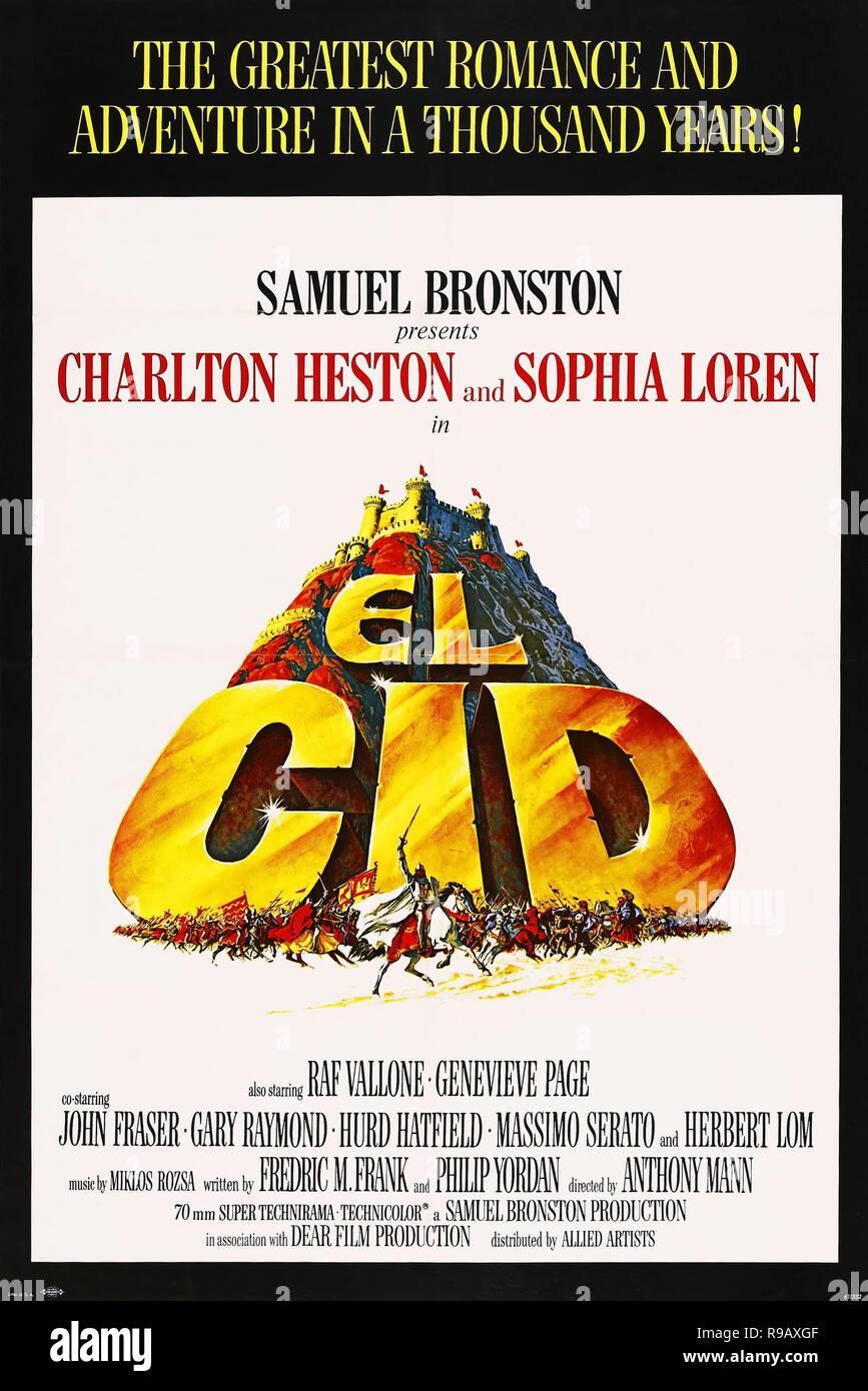 el cid story in english