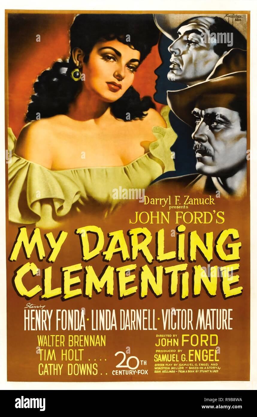 My Ford Credit >> Original Film Title My Darling Clementine English Title My