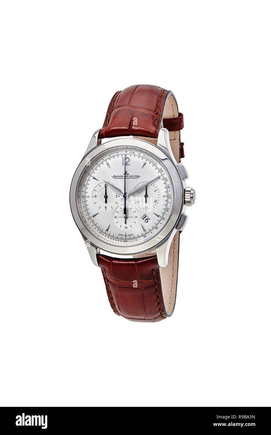 Jaeger leCoulture watch - Stock Image