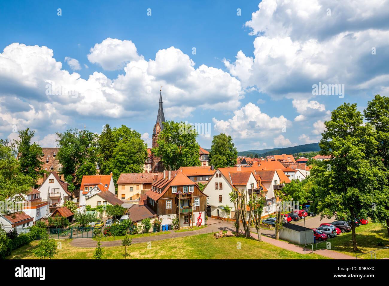 Dirne Erbach (Odenwald)