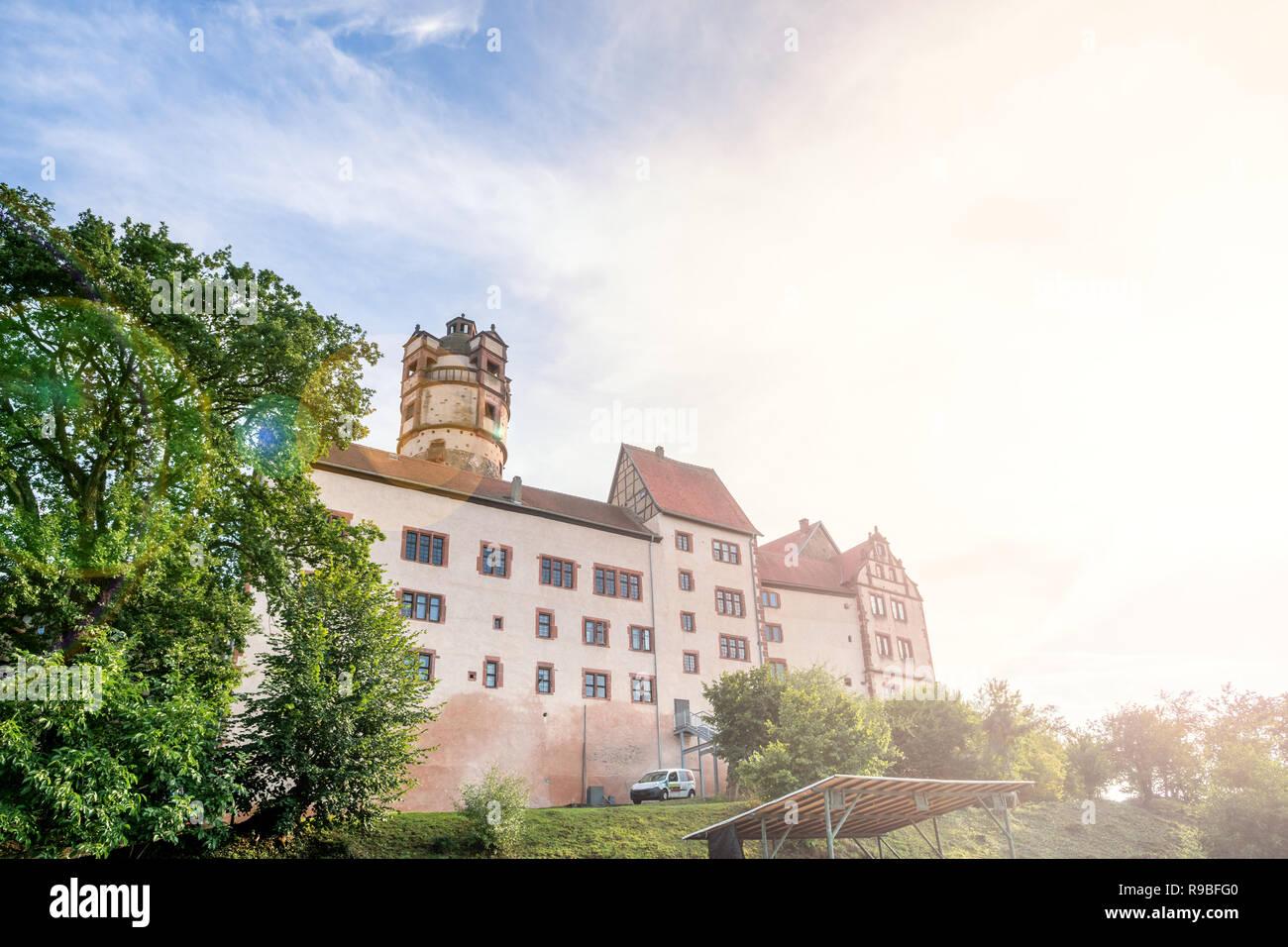 Ronneburg, Germany Stock Photo