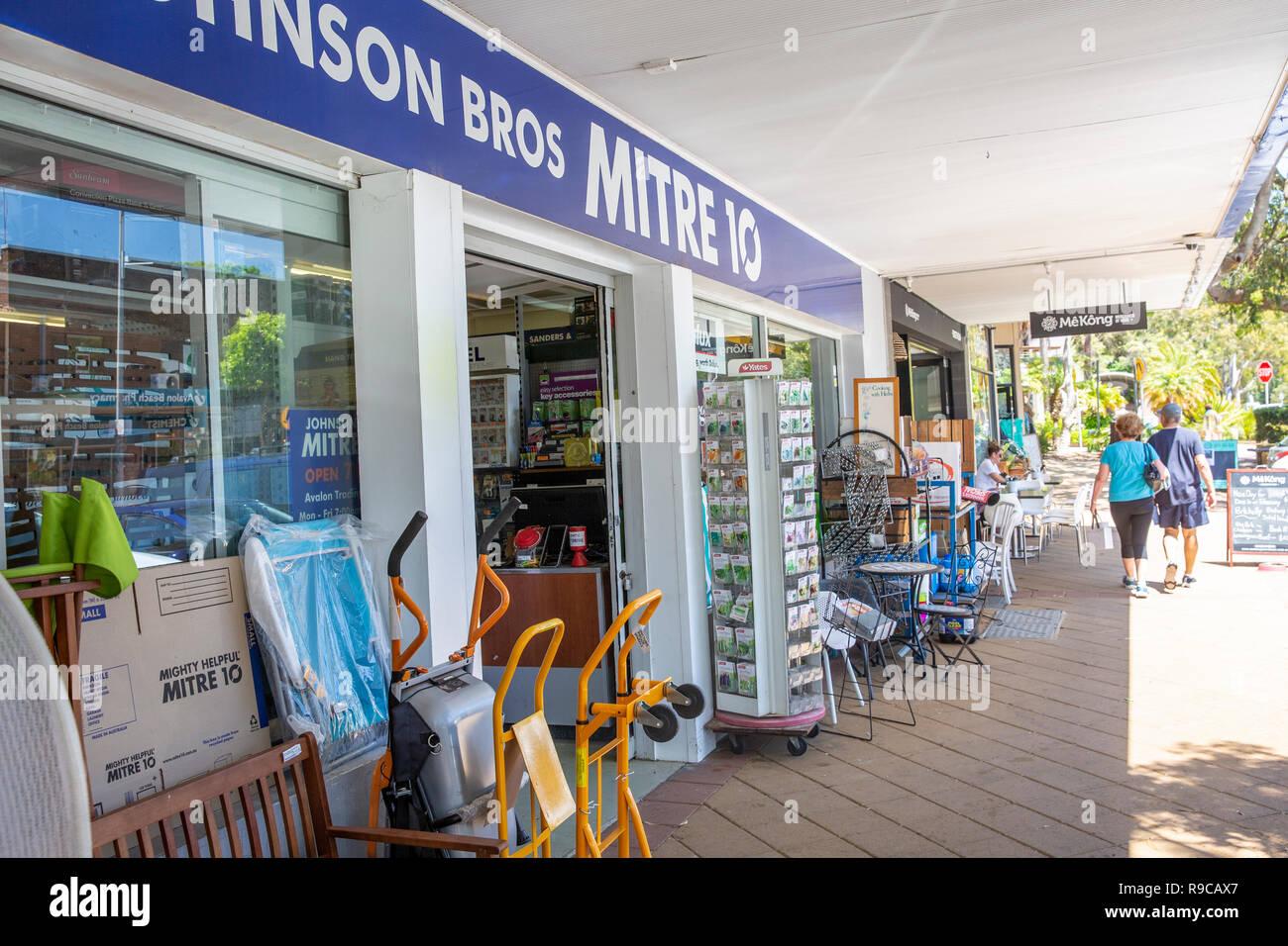 02c9a9d919f Australian hardware store,Mitre 10, in Avalon beach,Sydney,Australia ...