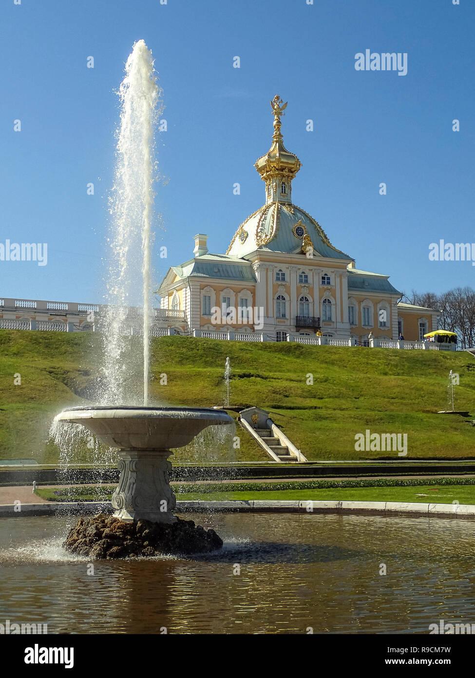 Europe - Russia , St. Peterburg Stock Photo