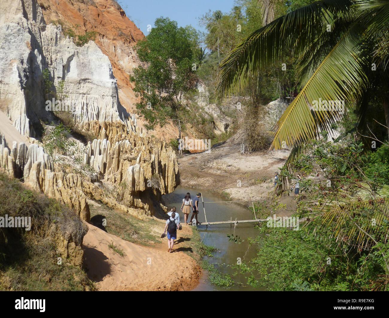 Vietnam - Mui Ne - Stock Image